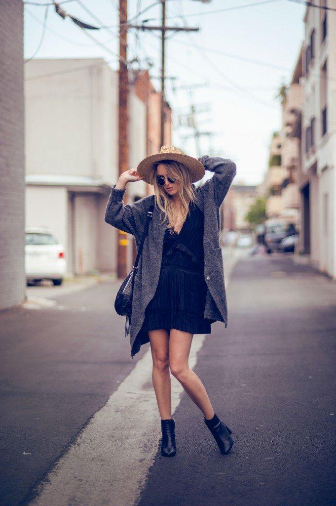 anine bing fashion blogger