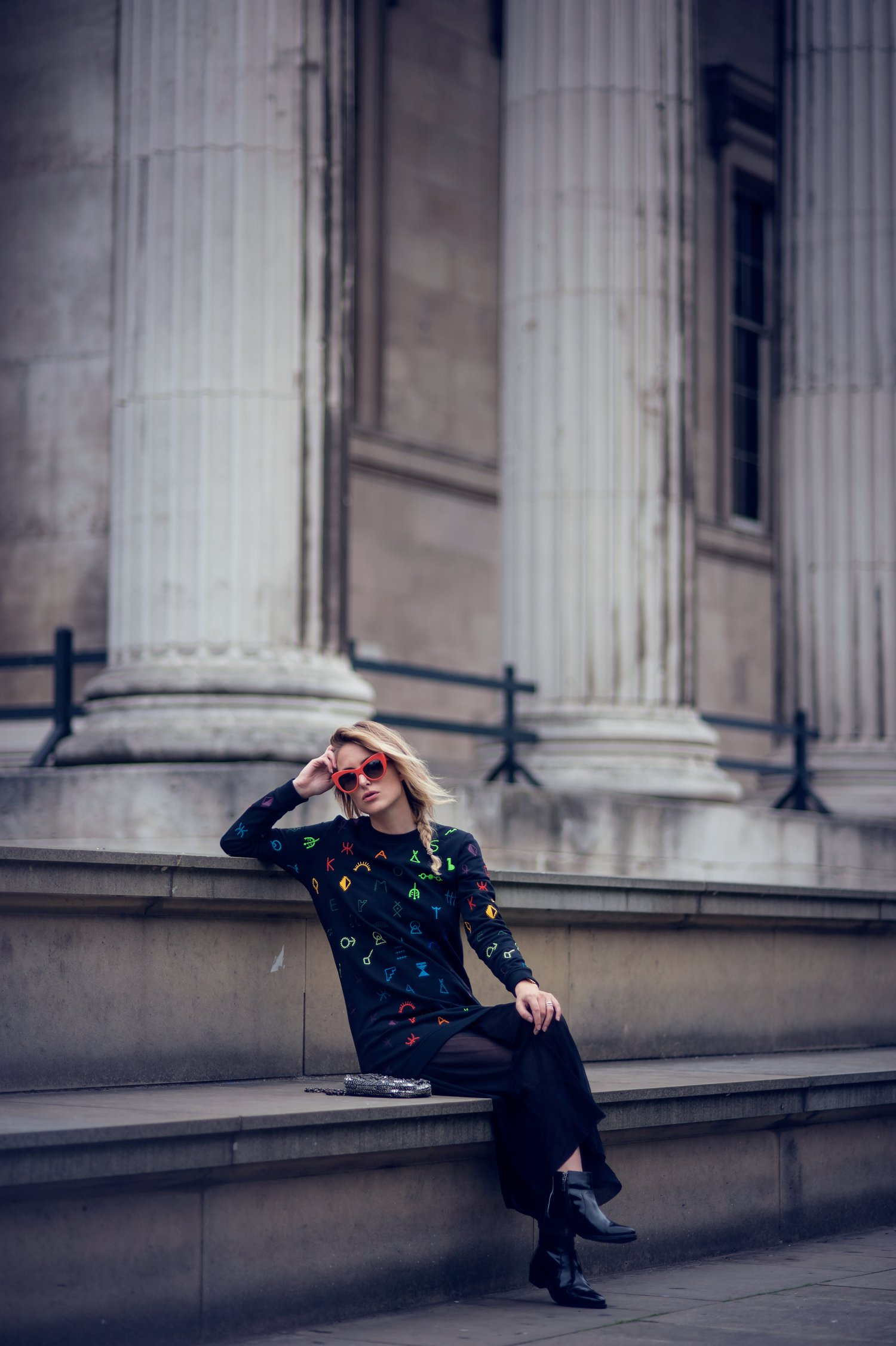 fashion blogger london