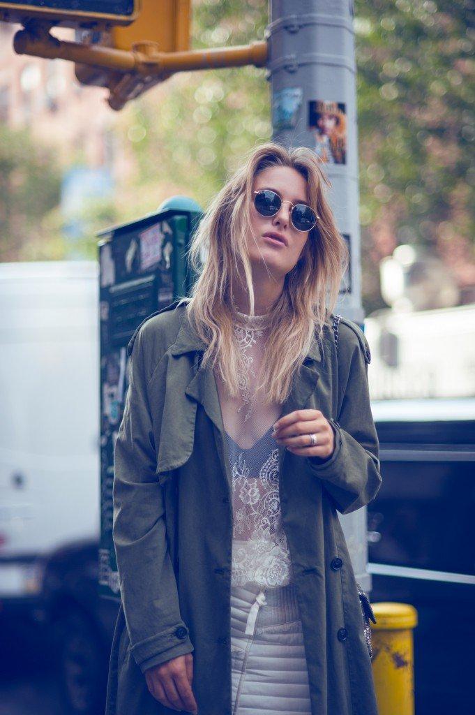 layering fashion blogger