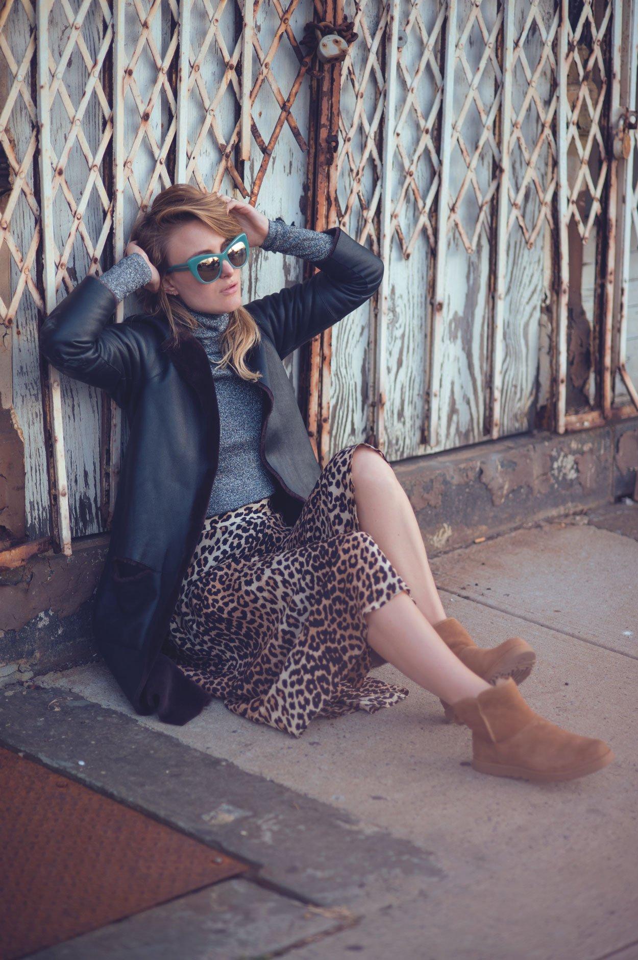 ugg fashion blogger