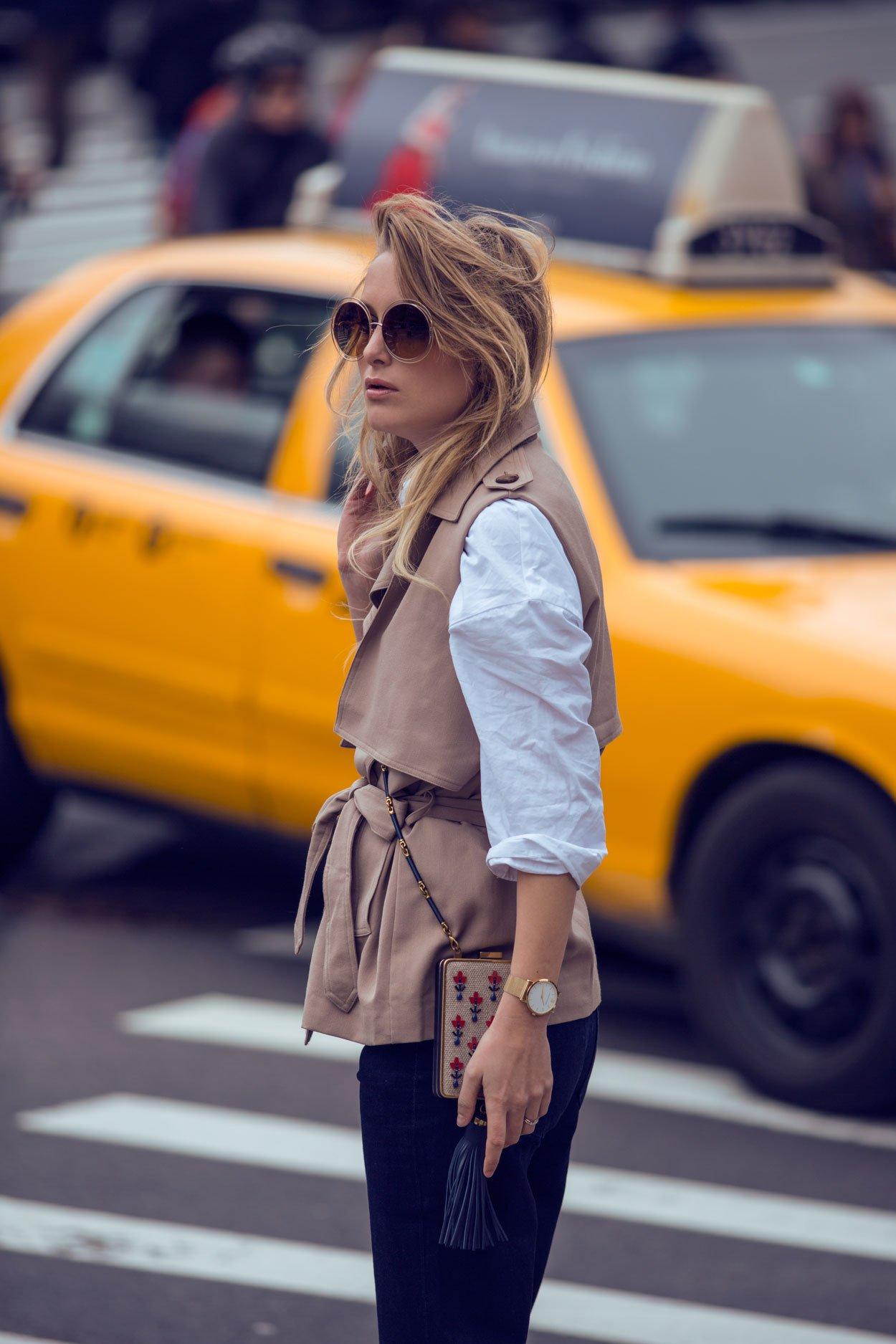ganni waistcoat