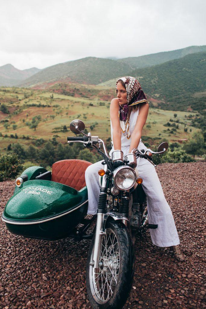 MOTORCYCLE MOROCCO