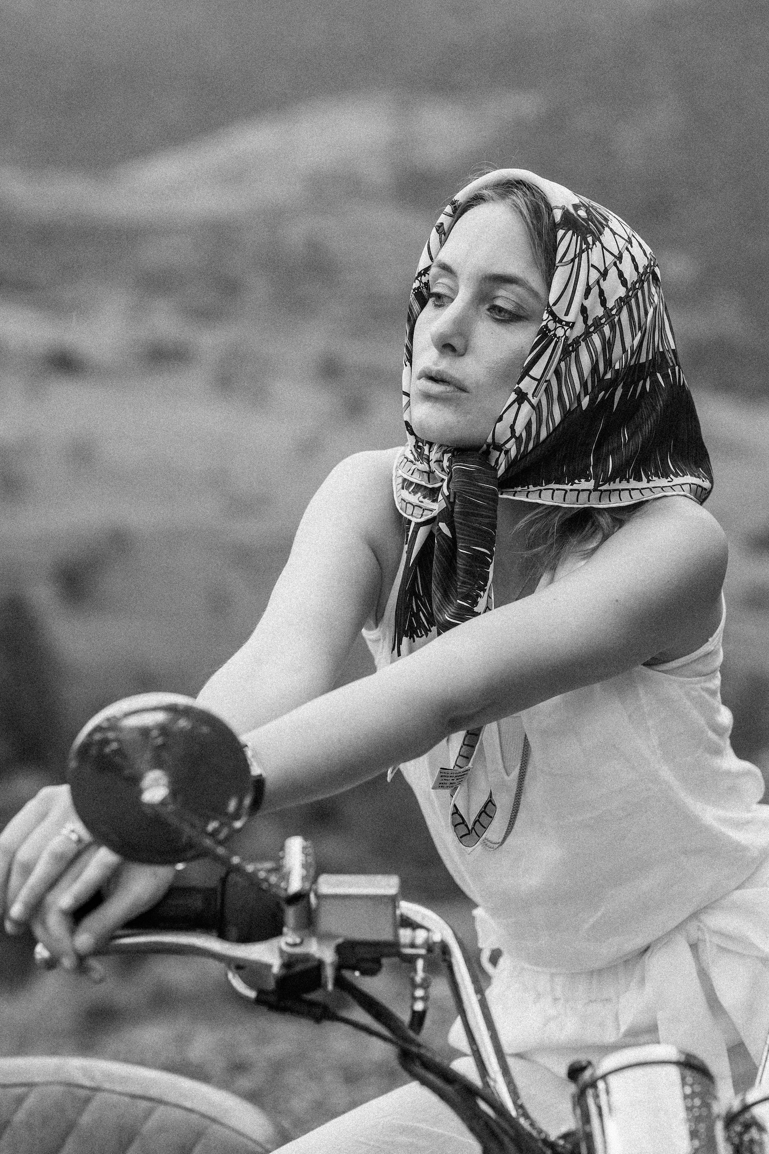 MOTORCYCLE MOROCCO