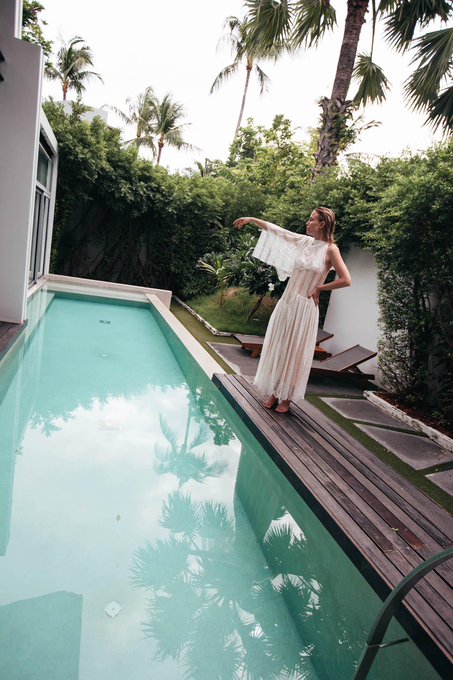 WHITE DRESS THAILAND