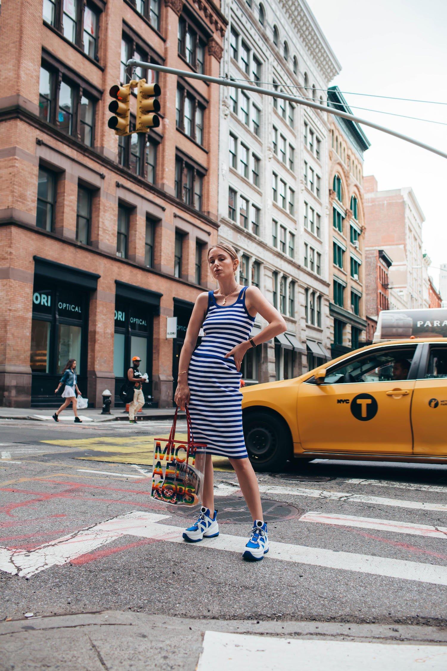 NYC STREET LOCATIONS