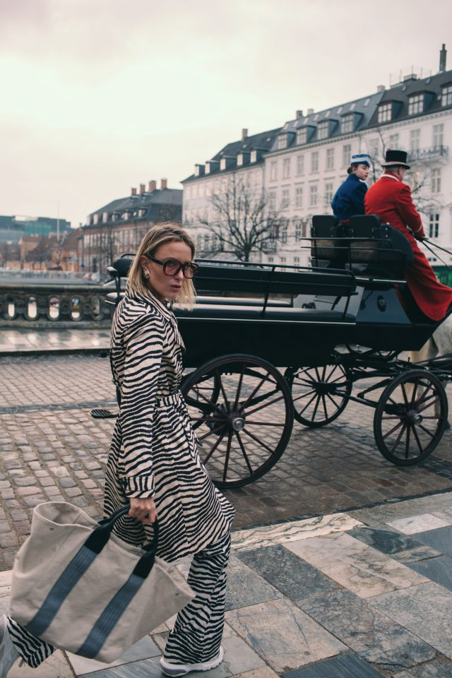 By Malene Birger Copenhagen zebra print rebecca laurey Fashion week 2019 Top Hot Spots Restaurants Shops coffee